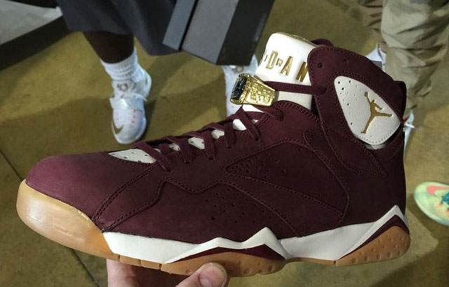 21e944e1bf6 A Look at the Air Jordan 7 'Championship Pack' In-Hand | Sole Collector
