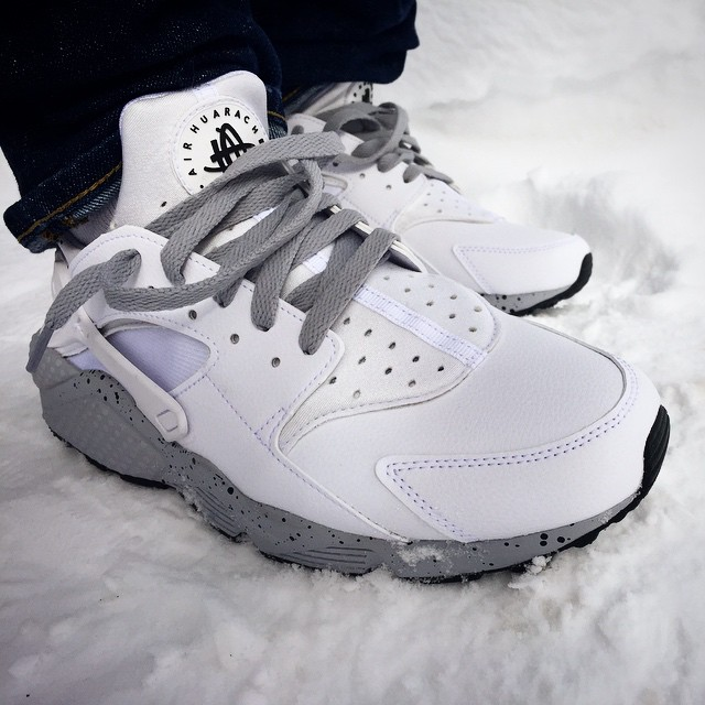 separation shoes be136 6dd3d Best NIKEiD Air Huarache Run Designs on Instagram (12)