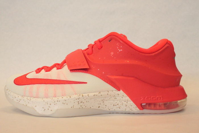new arrival 48870 440ed Nike Spices Up the KD 7 for Christmas | Sole Collector