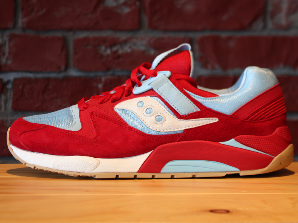 Saucony Blue And Red