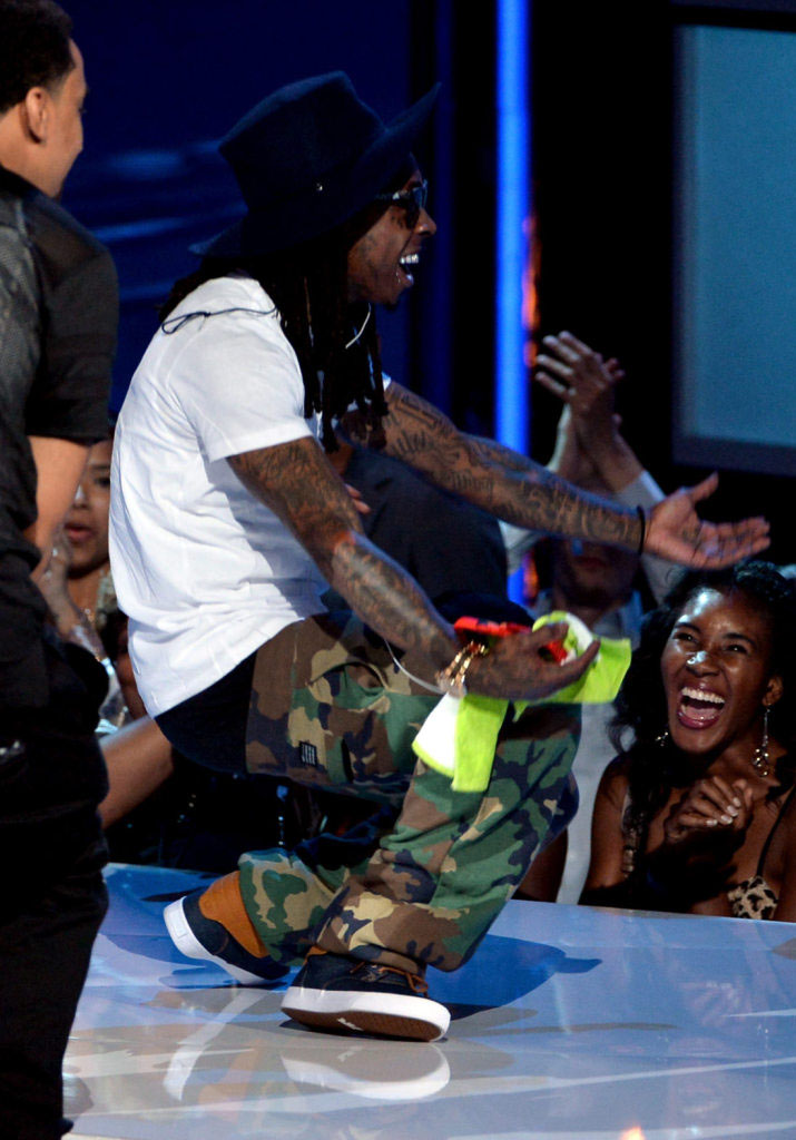 Sole Watch: 2014 BET Awards | Sole Collector