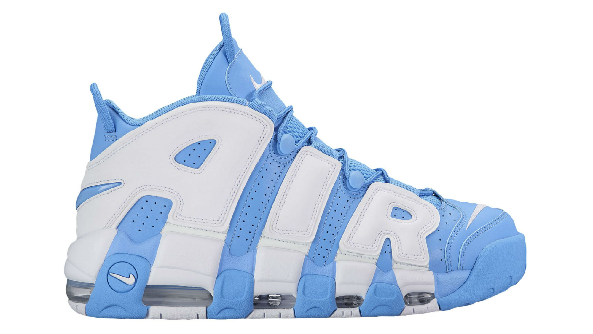 Nike Air More Uptempo University Blue/White