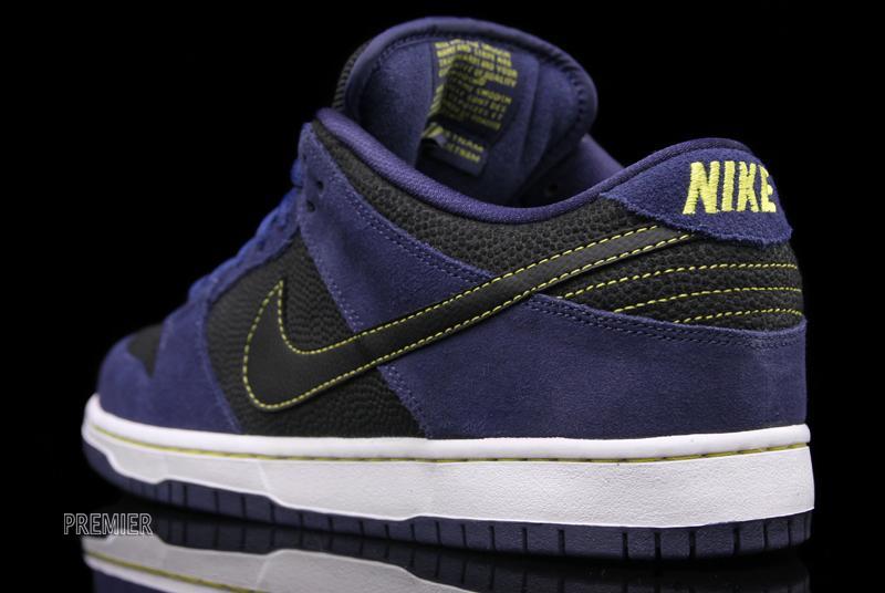 Nike Dunk Low Pro - Midnight Navy