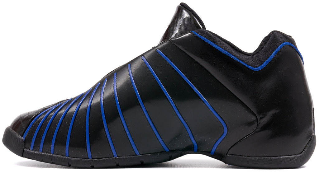 adidas TMAC 3 Black/Royal (2)