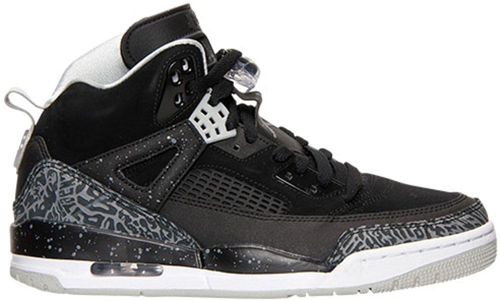 Air Jordan Spizike Grey Black White