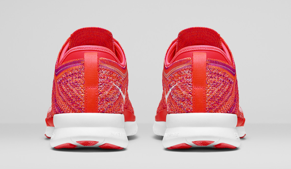 nike free tr flyknit 5.0 red