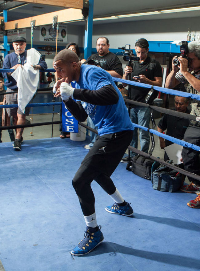 air jordan 28 se boxing boots