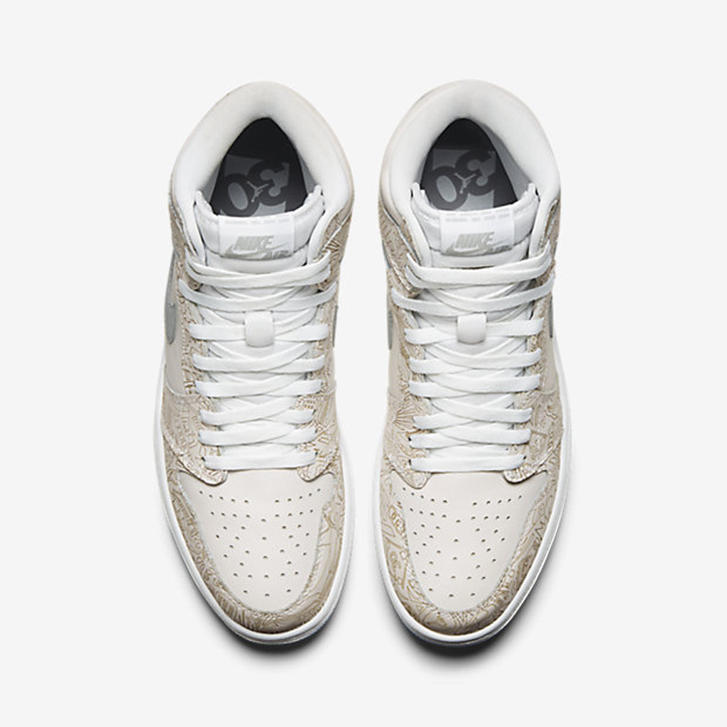 04fb869fdda9da Find out when you can pick up the  Laser  Air Jordan 1 Retro High from Nike  Store.