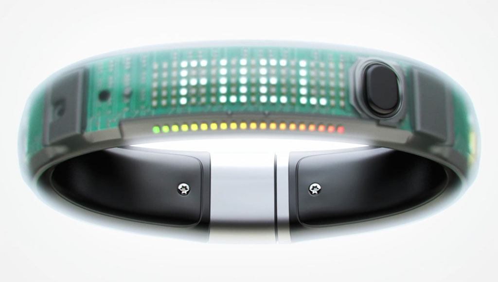 Nike+ FuelBand Ice Video