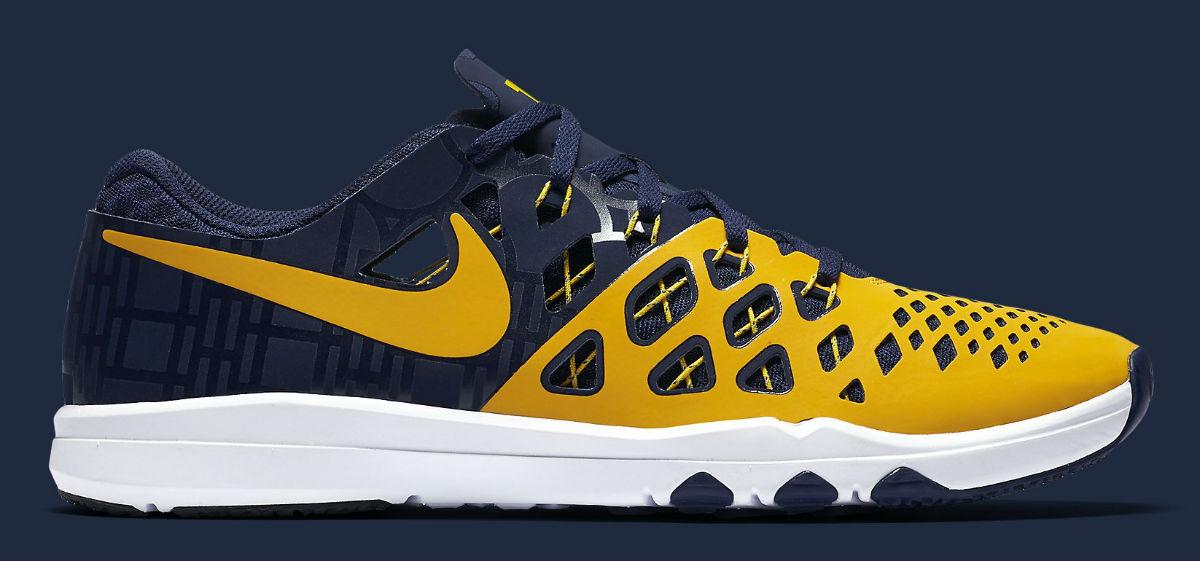 Michigan Nike Train Speed 4 Side 844102-417