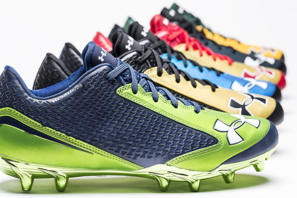 Under Armour Nitro Low Speed Cleat (2)