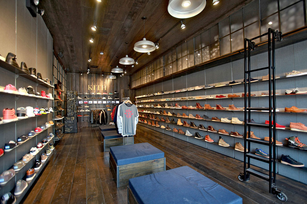 The Top 10 Independent US Sneaker Boutiques: KITH NYC