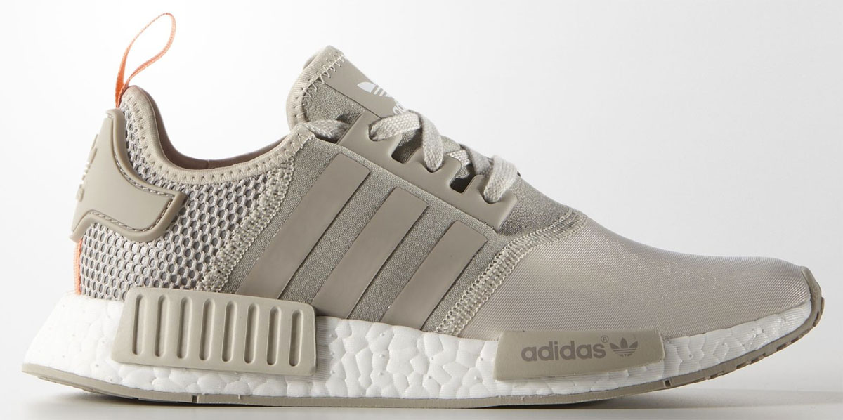 adidas NMD Women's Tan/Peach