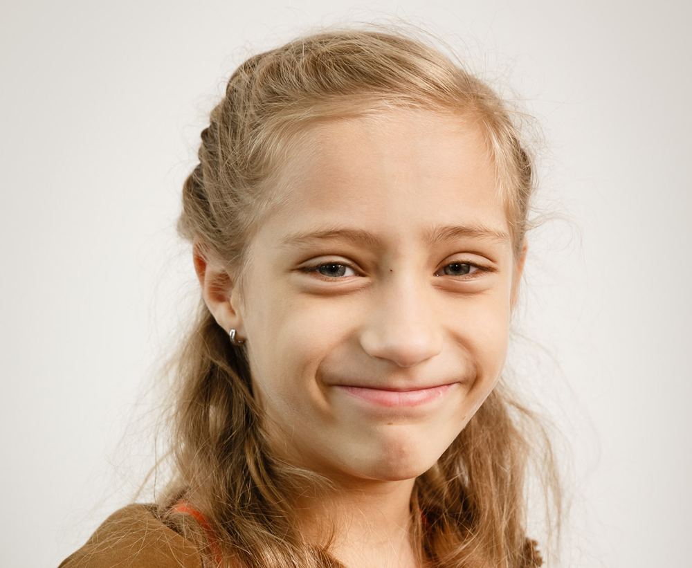 Emory Maughan, 10, Salem, Ore. Diagnosis: Stage IV kidney failure