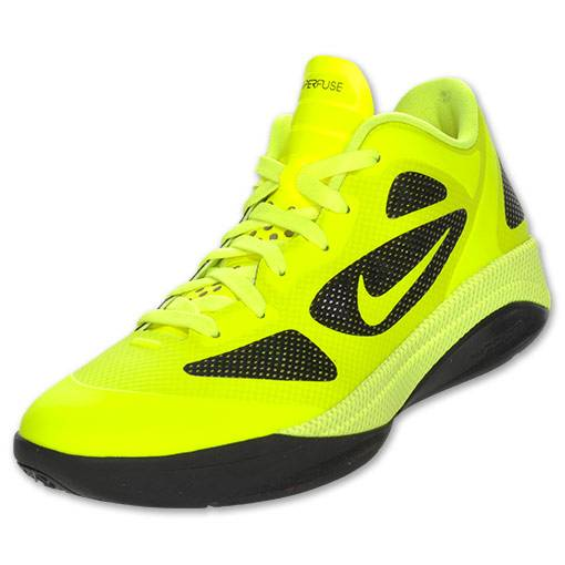 b75115adc427 Nike Zoom Hyperfuse 2011 Low Volt Black 454137-700
