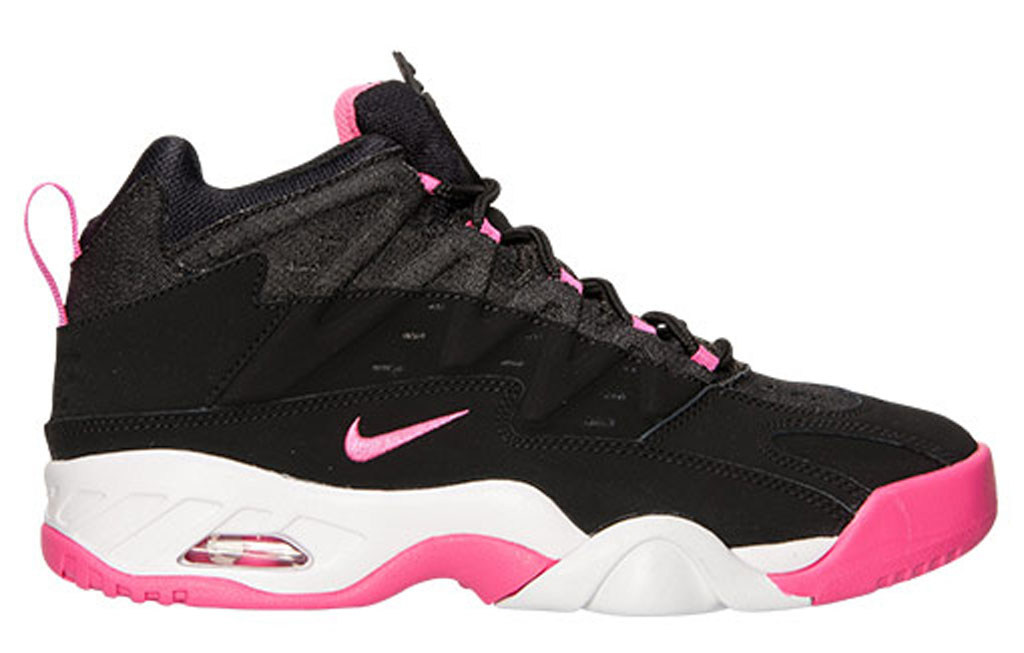 6e05ad3dccfc Black and Pink Cover This Nike Air Flare