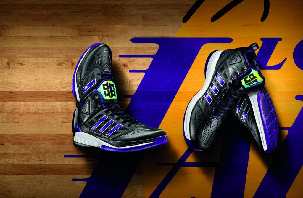 official photos 89186 8c3a1 adidas D Howard Light Away Black Purple (6)