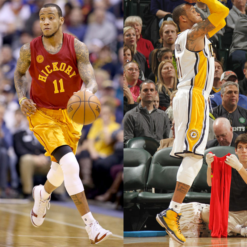 #SoleWatch NBA Power Ranking for January 31: Monta Ellis