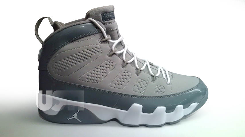 6e582f3a2ae6e3 Air Jordan Retro 9 IX Cool Grey Release Date 302370-015