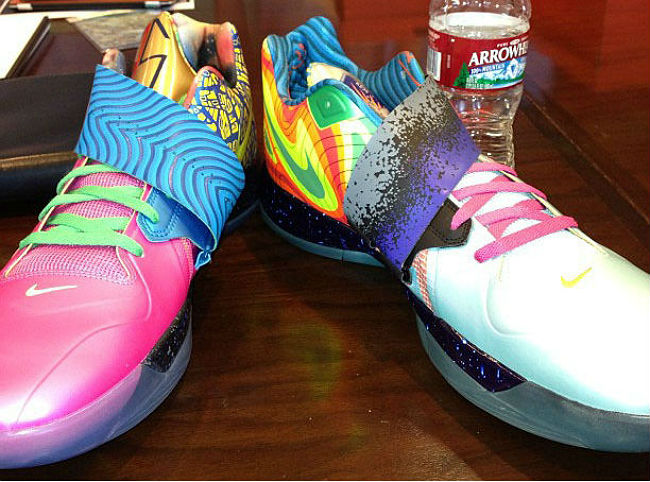 Top 24 KD IV Colorways for Kevin Durant's 24th Birthday // What the KD?