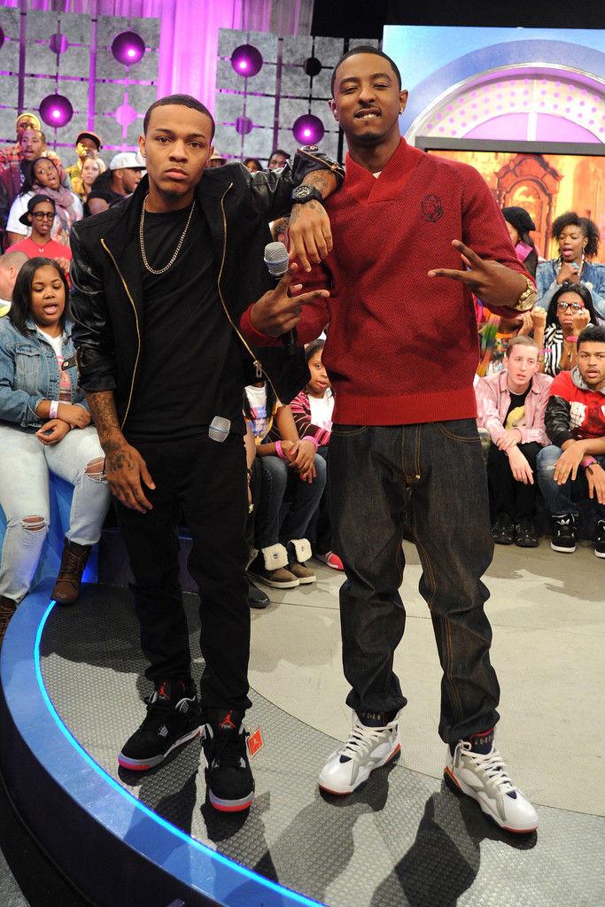 Bow Wow & Shorty Da Prince Wear Jordan Retros on 106 ...