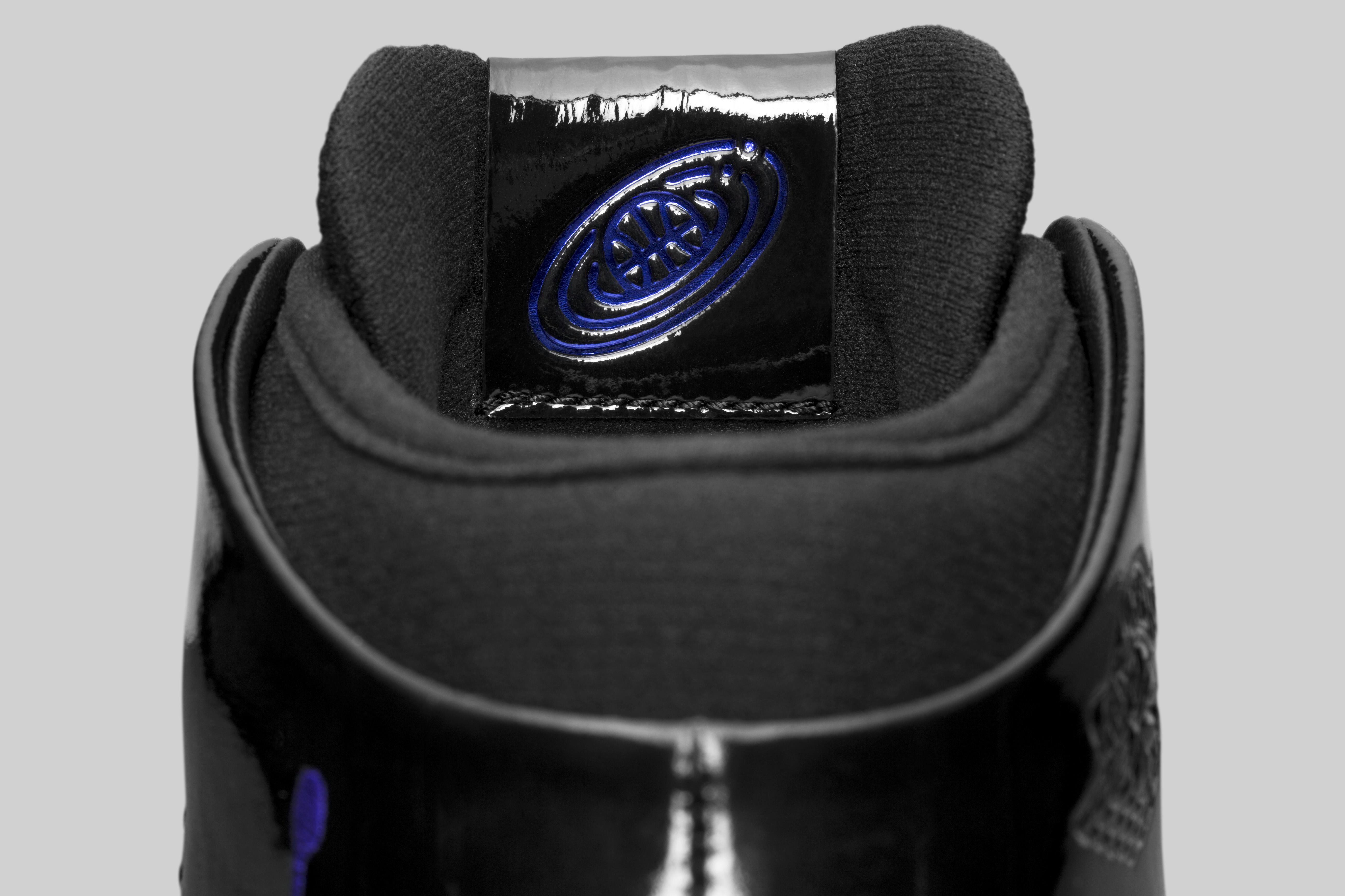 9be85dd5197530 Image via Nike Space Jam Jordan 31 Tongue