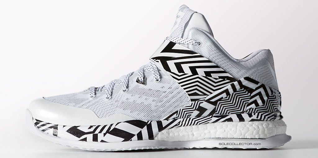 adidas RG3 Boost Trainer White/Black Carmouflage (1)