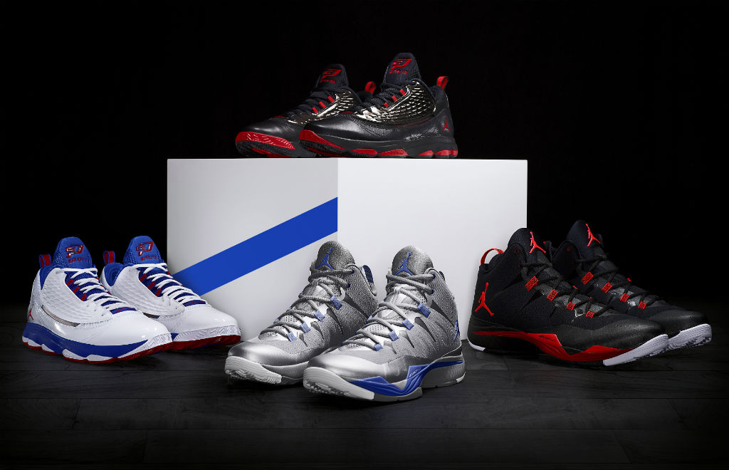 Jordan CP3.VI AE & Super.Fly 2 Chris Paul & Blake Griffin Playoff Player Exclusives PE