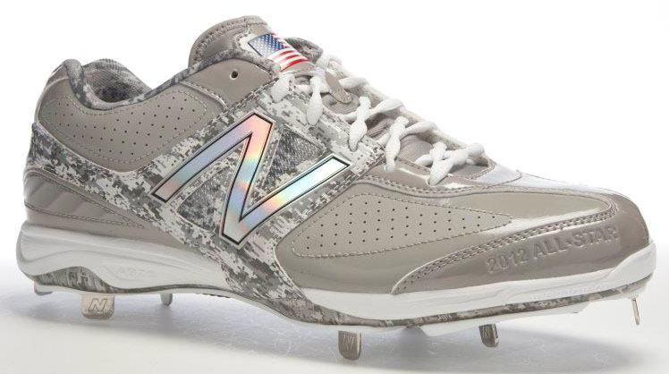 New Balance MB4040 2012 MLB All-Star Custom Cleats National League (1)