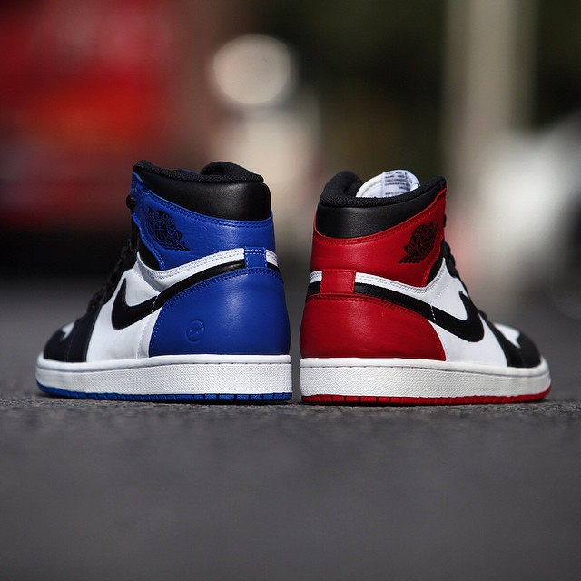 Real Vs Fake Retro 12: Fragment Vs. 'Black Toe' Air Jordan 1 Retro Comparison