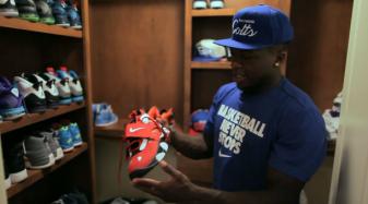 Video // Nate Robinson's Sneaker Closet : Part 2   Sole ...