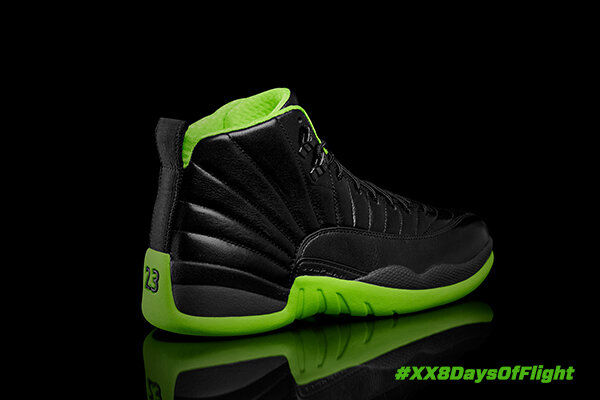 Jordan Brand XX8 Days of Flight // Air Jordan XII 12 (2)