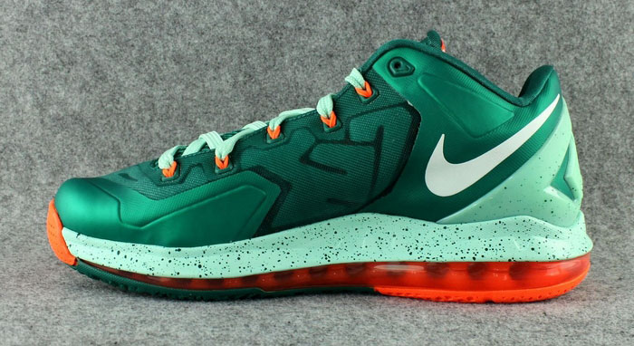 Nike LeBron XI 11 Low Biscayne Release Date 642849-313 (2)