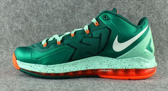 478aa4d88c42 Nike LeBron XI 11 Low Biscayne Release Date 642849-313 (2)