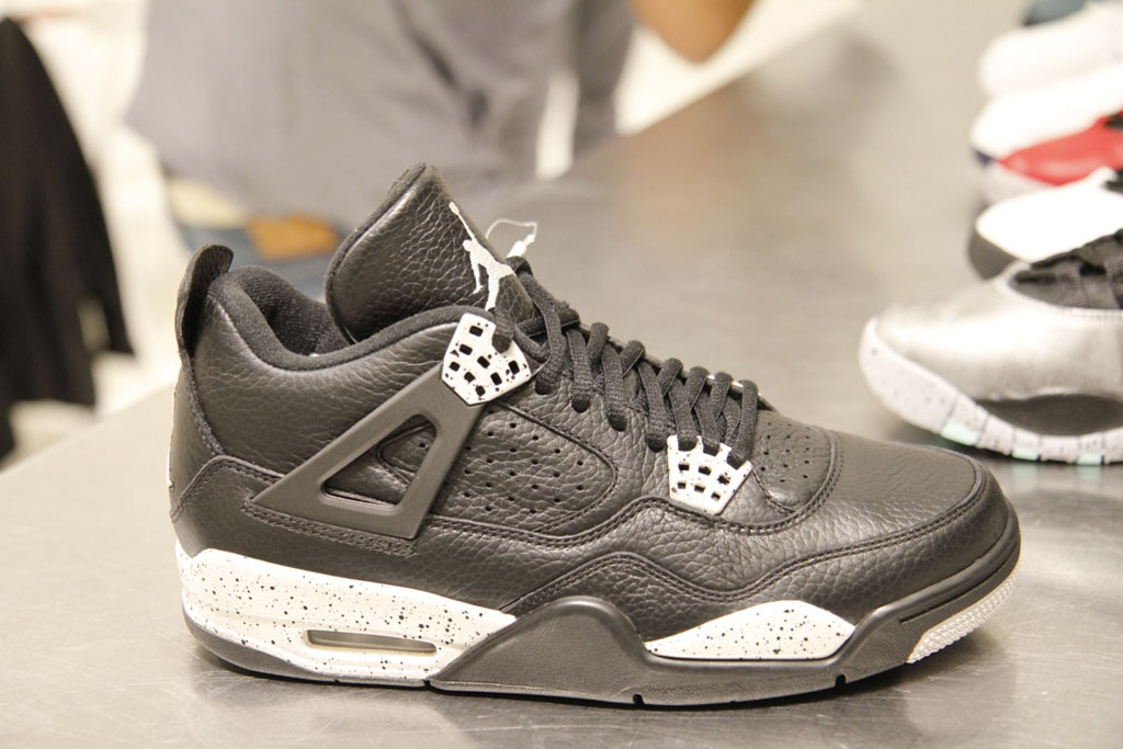 Air Jordan IV 4 Retro Oreo 2015 (2)