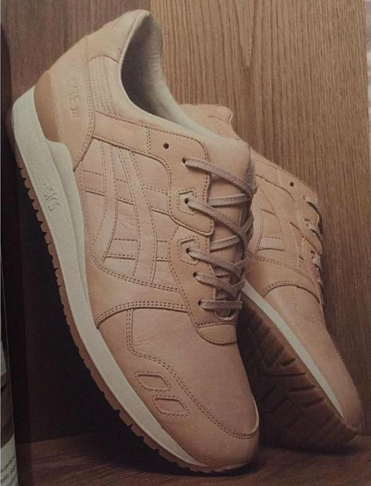 Asics Gel Lyte III Natural Leather (7)