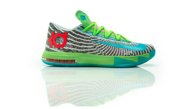 new arrival d0e4e 2e124 A Look Back At All The Nike KD 6 Colorways So Far   Sole Collector