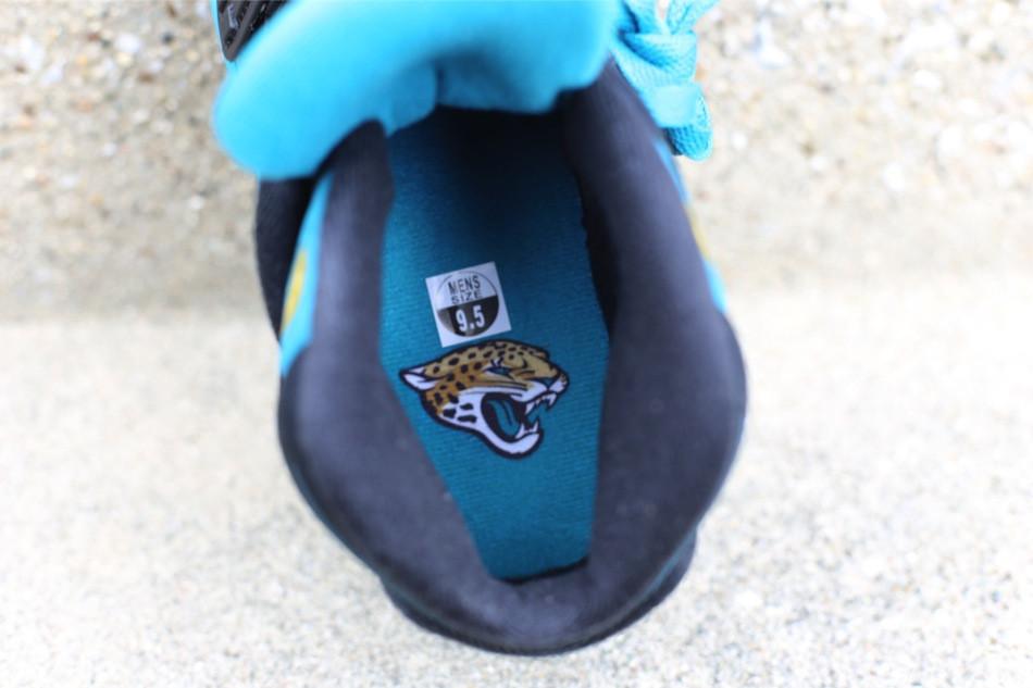 Nike Air Trainer SC II QS - NFL Pack - Jacksonville Jaguars | Sole ...
