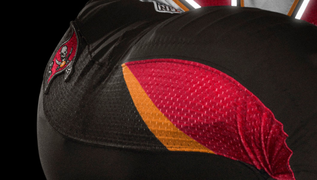 Nike And The Tampa Bay Buccaneers Unveil New Uniforms for 2014 ... 0292a4c19