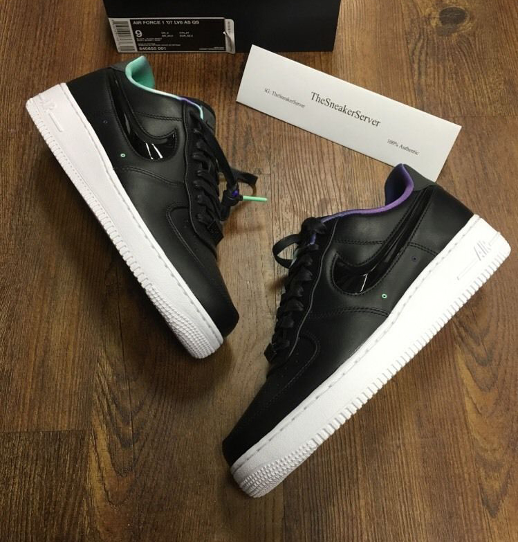 cae53e75b4fa51  Northern Lights  Nike Air Force 1s to Release for All-Star
