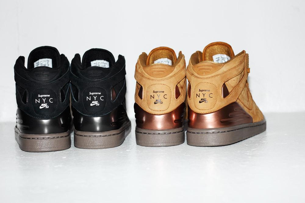 ... zoom air 94 hi supreme  Supreme x Nike SB 94 - Fall Colorways ... 10aa1f1bd