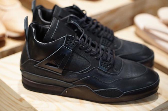 Black Hender Scheme Air Jordan 4