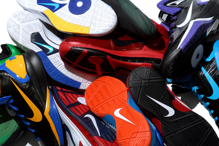 Nike Basketball 2010 Player Edition Releases