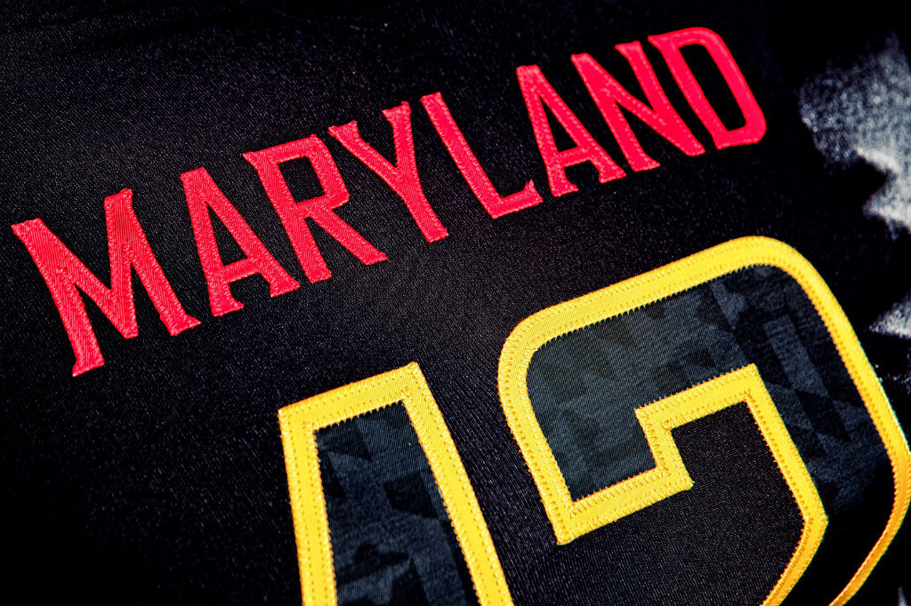 Maryland's Under Armour Black Ops Football Uniforms (3)