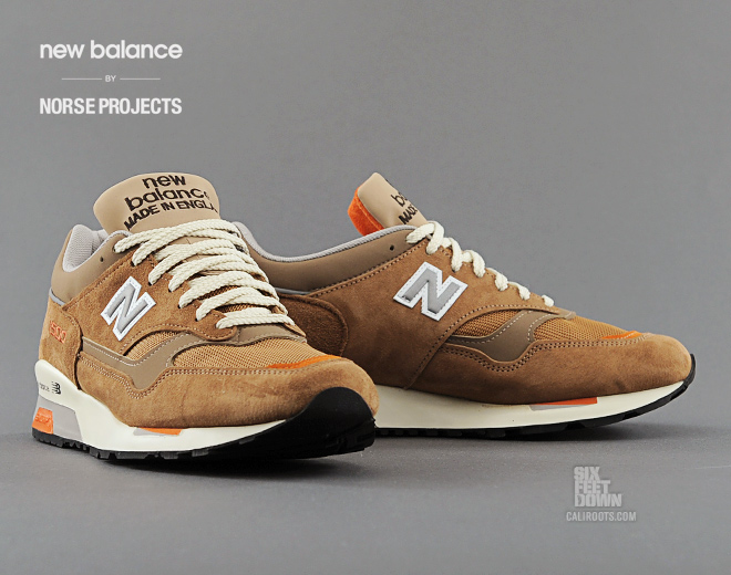 e267f90b7c3 The Norse Projects x New Balance M1500NO2 will release at Caliroots on  Monday, August 26.