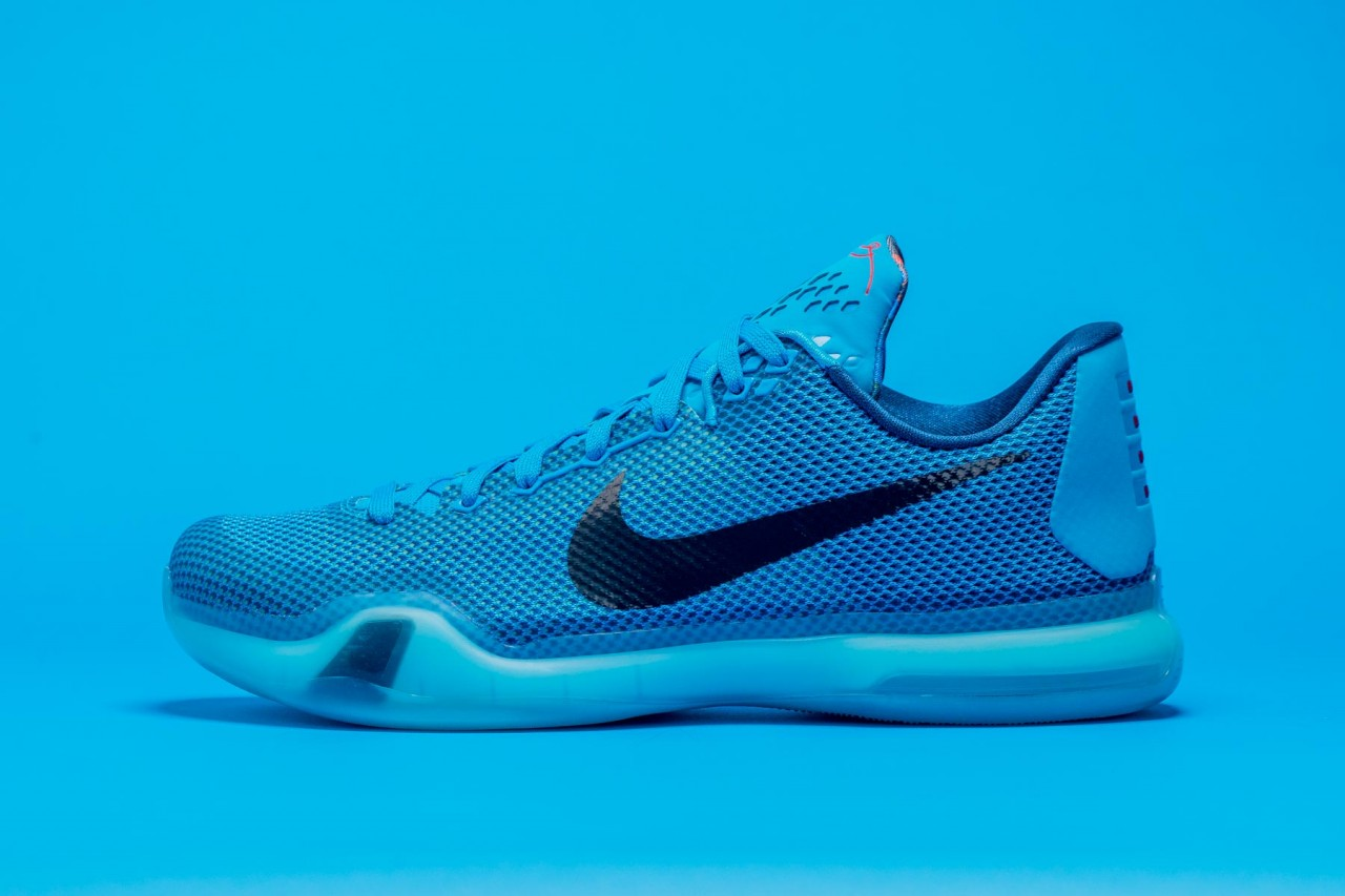 34c337b6727d Kobe Bryant and Eric Avar Talk Nike Kobe X Design