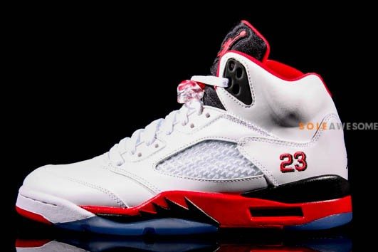 Air Jordan 5 Retro - Fire Red | Sole Collector