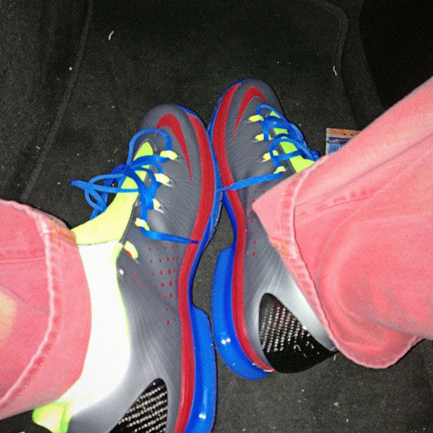 Nike KD V Elite Superman