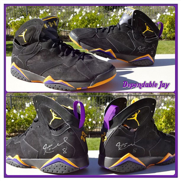 DependableJay Kobe Bryant Air Jordan PE Collection (3)