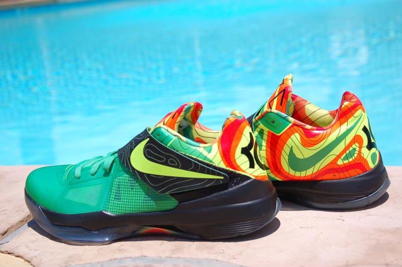 Spotlight // Pickups of the Week 7.21.13 - Nike Zoom KD IV Weatherman by theSYNDICATE